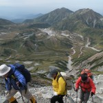 a-hikers-climbing-to-tate-yama-japan