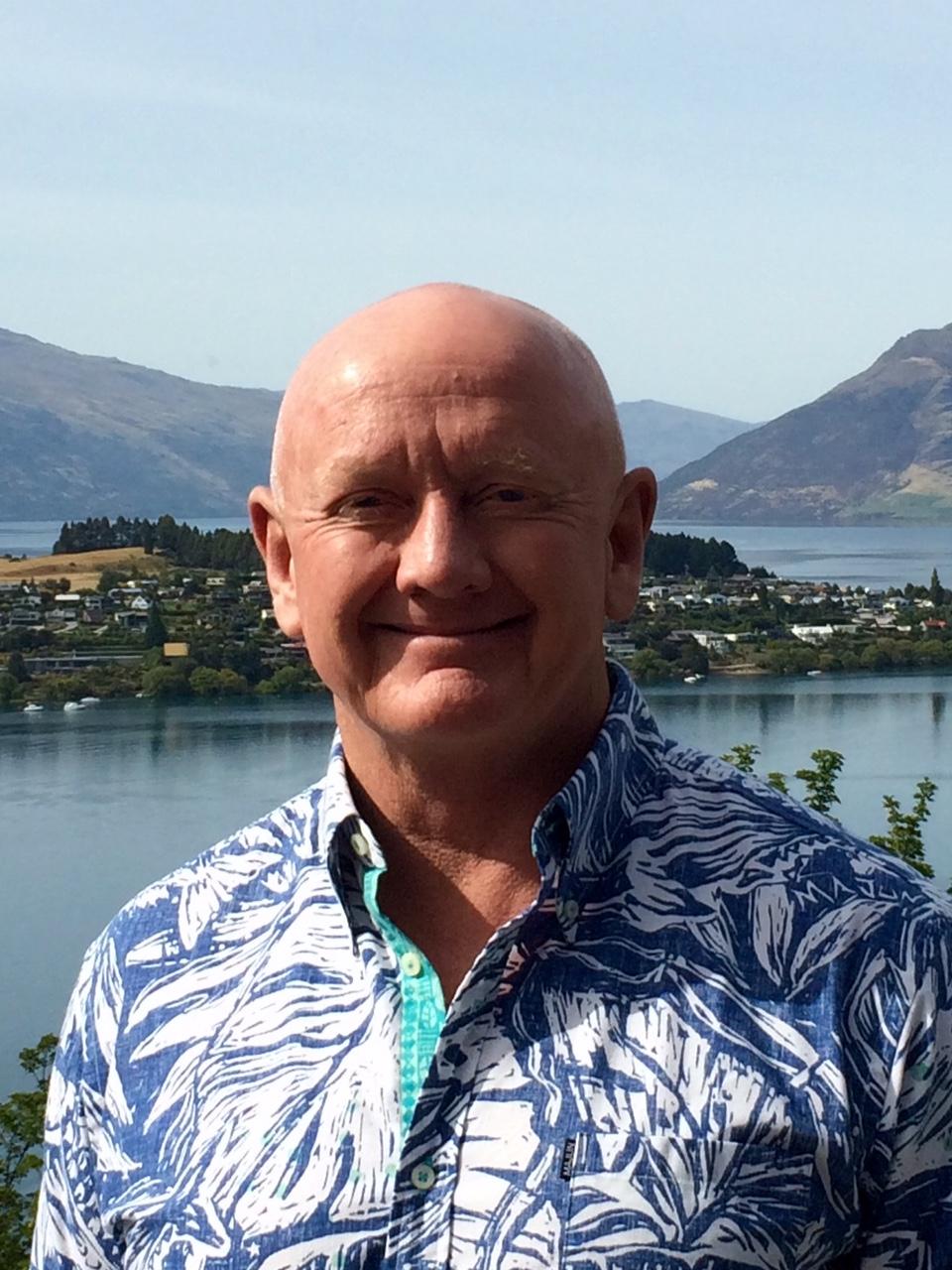 Craig McLachlan 2017